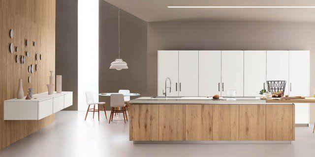 Boiserie attrezzate per le cucine | Isola | Pinterest | Kitchen ...