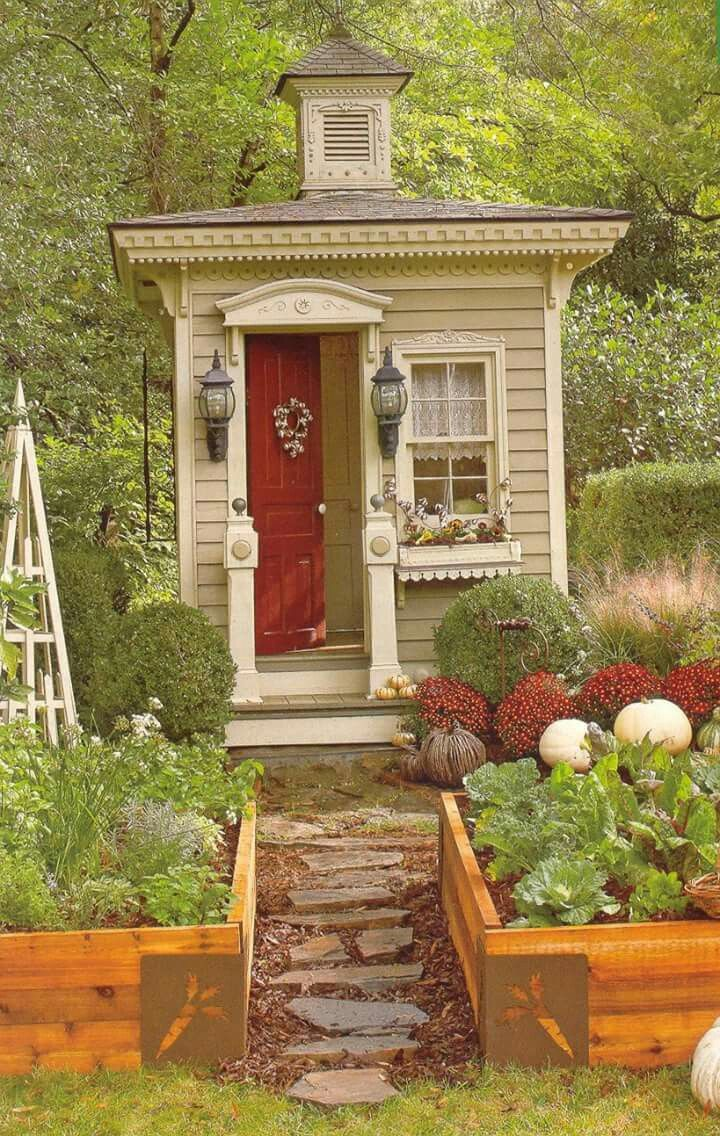 Pin by BY on Sheds | Pinterest | Word office, Tiny houses and House