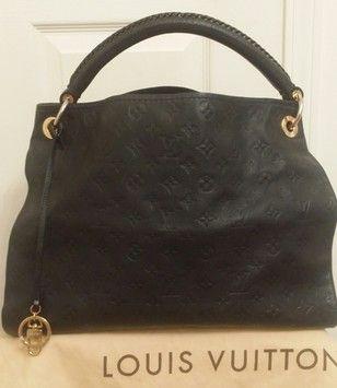 835462327d60 Louis Vuitton Monogram Empreinte Leather Artsy Mm Shoulder Bag  2