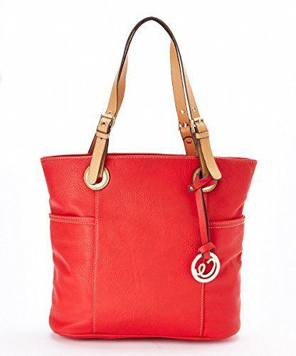 Mia K. Farrow Collection Designer Tote Bag for Women Fashion Mama Tote Bag   Designer totes. Bags. Fashion