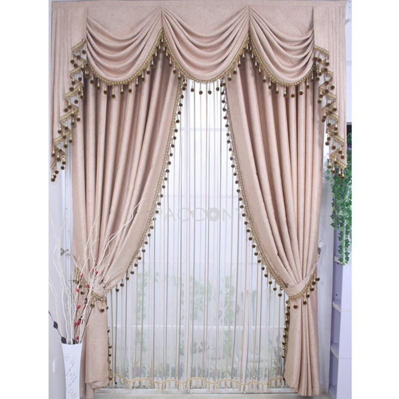 Royal Palace   Classic Thermal Embossed Curtains