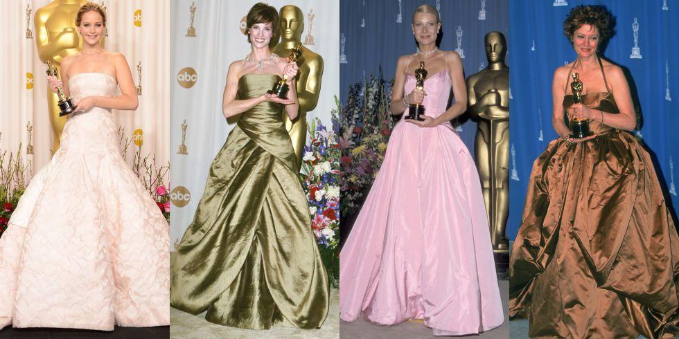 How To Dress Like A Best Actress Oscar Winner