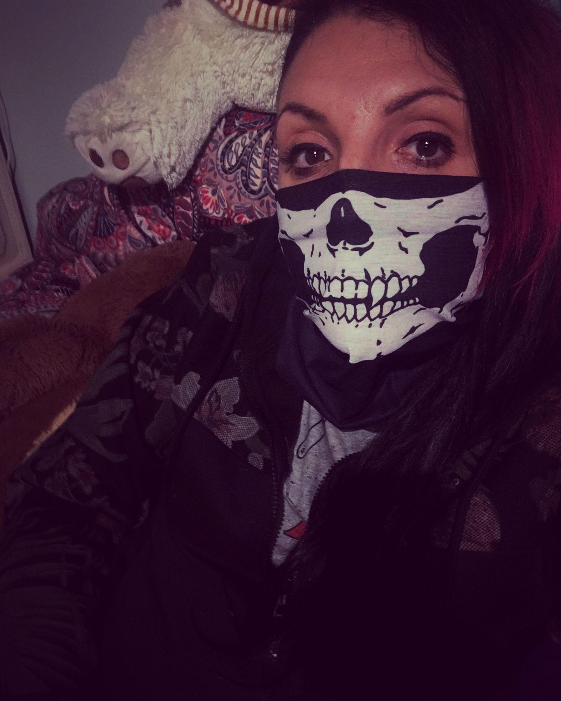 #me #skull