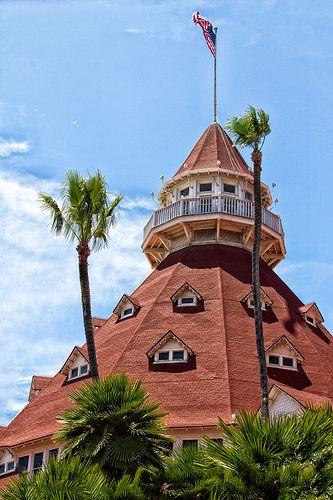 San Diego, Beach Hotels And Beach