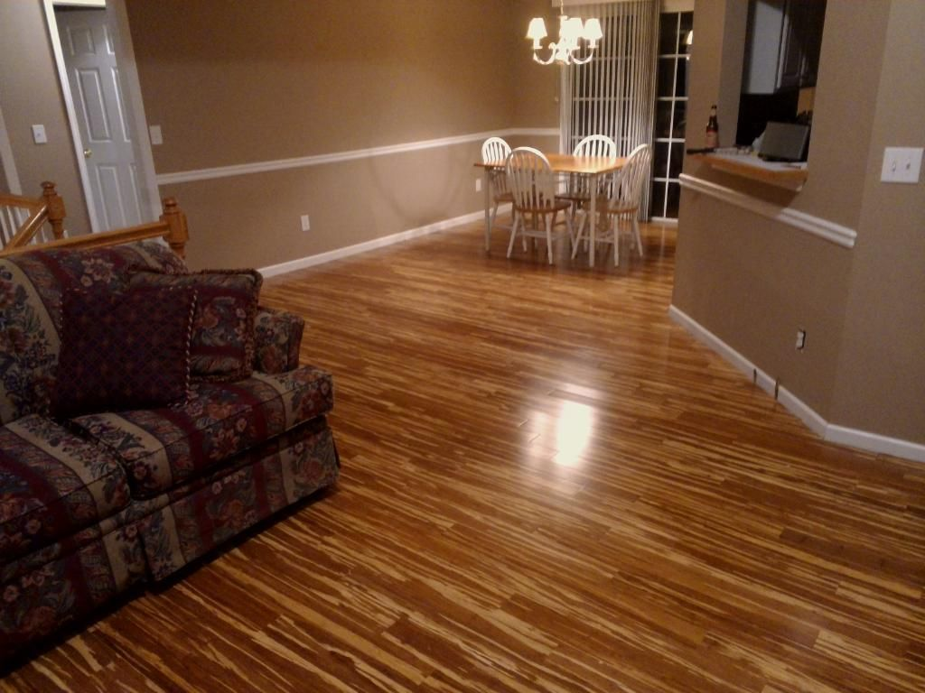Furnishing The Floors Of Your Beautiful Home With Cork Flooring Is