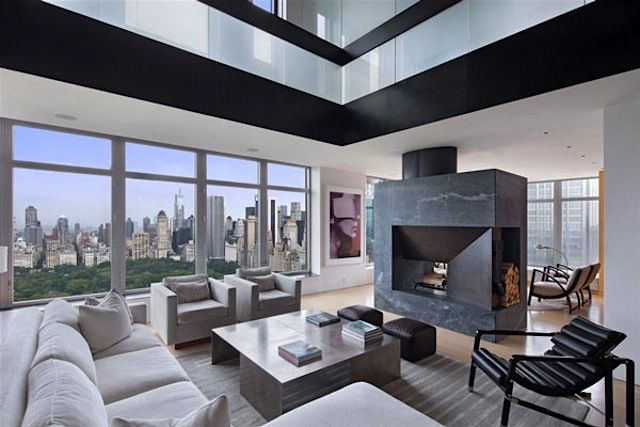 Penthouses In New York City | ... Lifestyle Penthouse in Manhattan ...