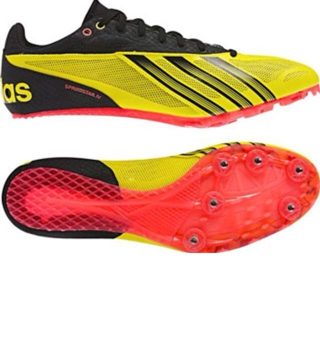 1c18f3970ee55 Details about Adidas Track Spikes Sprint Star 4