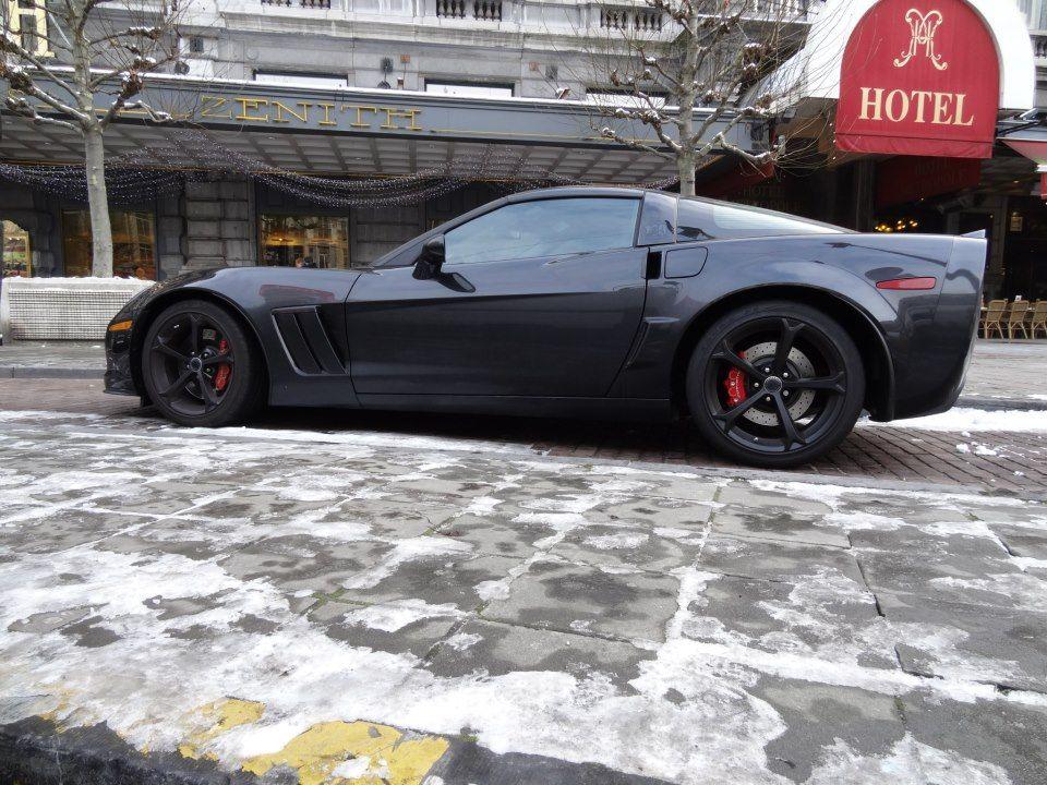 Corvette C6 Grand Sport Centennial Edition