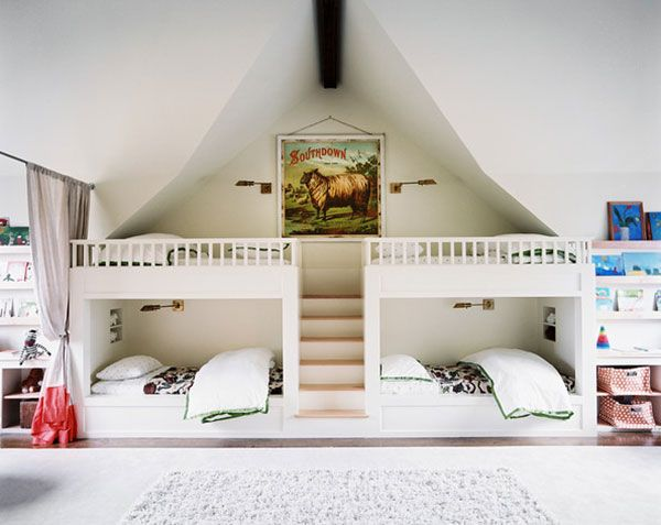 Every Awesome Bunk Room in Lonny   Lonny.com