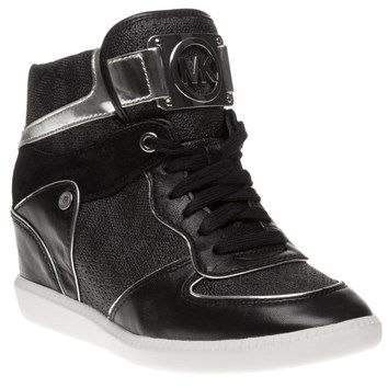 MKNIKOBL   Boots, Shoes, Wedge sneaker