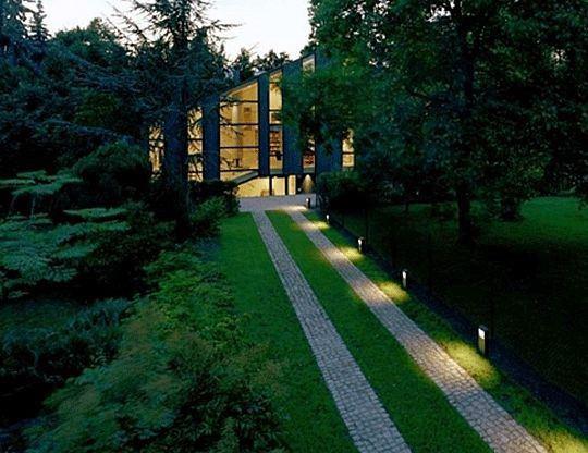 Top 40 Best Driveway Lighting Ideas Landscaping Designs Nel 2020