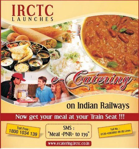 IRCTC e-Catering