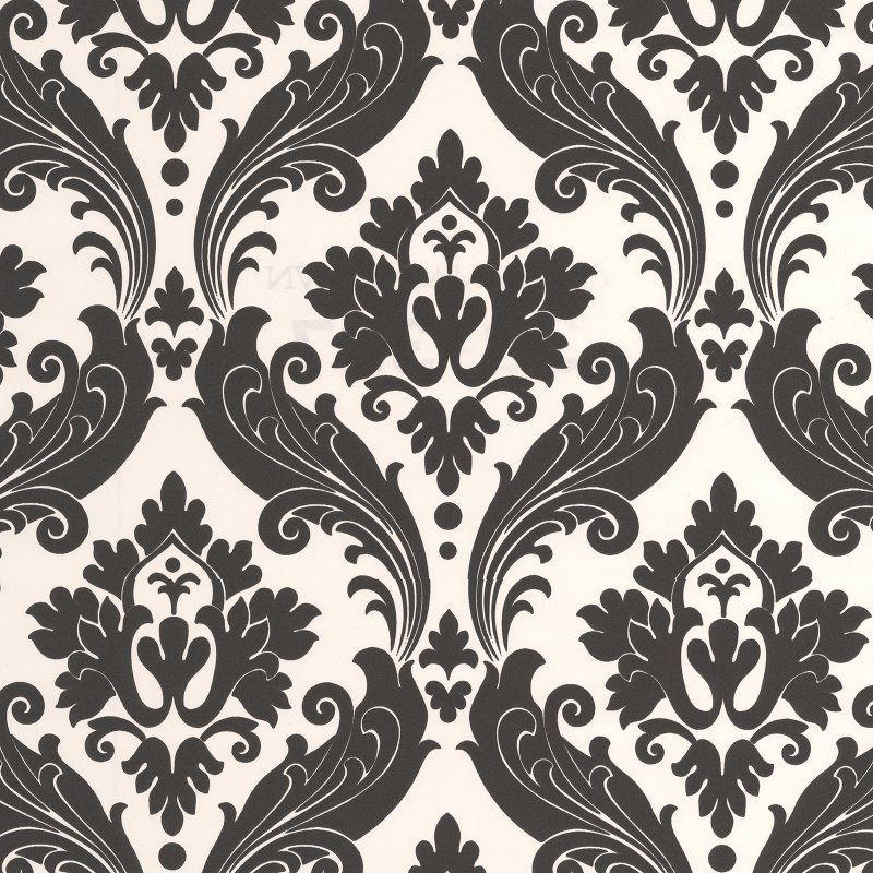 Via Starsunflowerstudio This Is Just The Damask Pattern Texture Find This Pin And More On Products By Hayneedle Graham Brown Vintage Flock Wallpaper