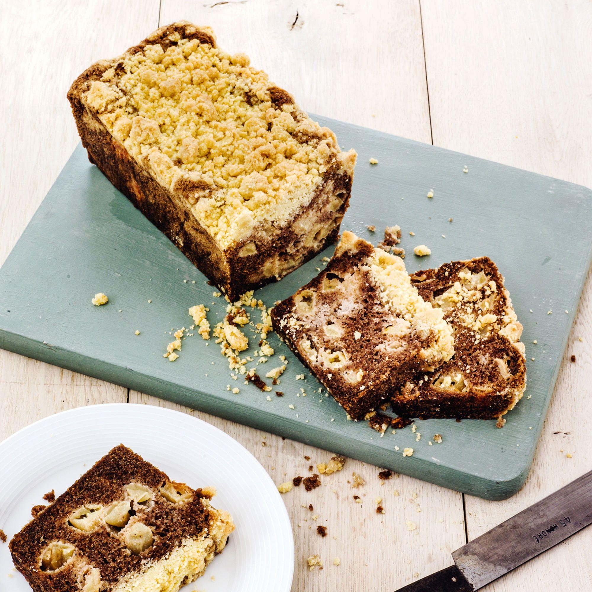 Apple Crumble Cake Woman And Home Crumble cake recipe