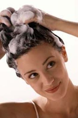 Natural shampoo recipes....I use the basic and it works great.  No more itchy scalp caused by chemical sensitivity!