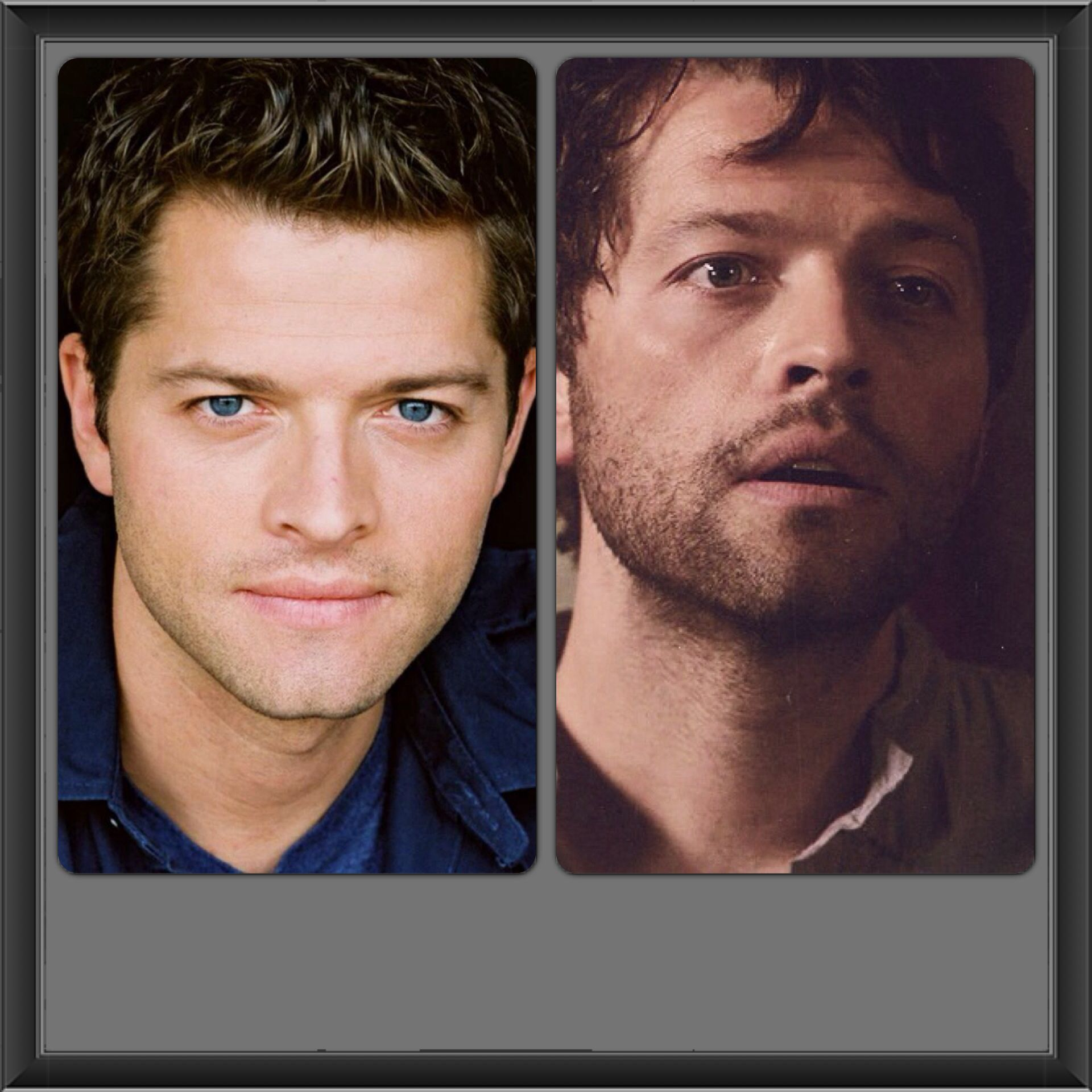 Misha Collins Frm Supernatural Celebs Look Better With Beards