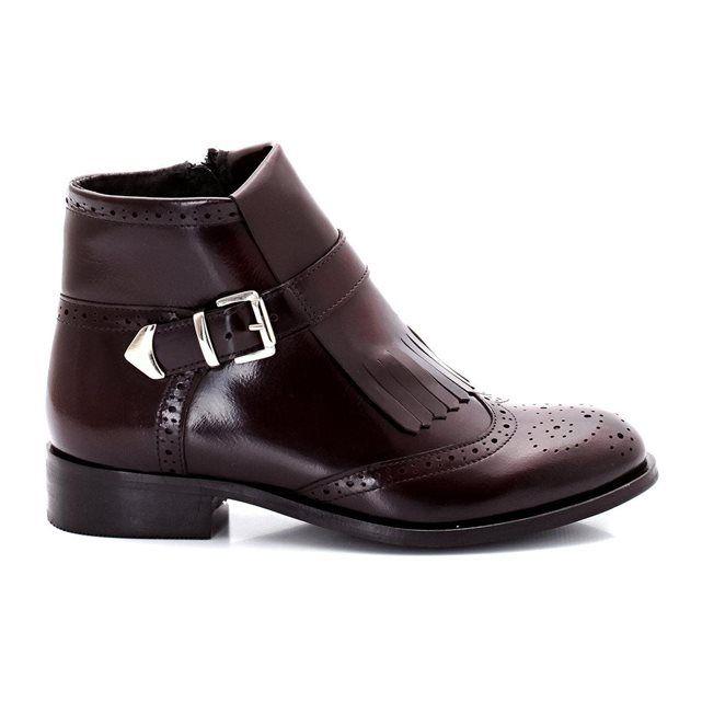 SOFT mode GREYmodeChaussureIdées et cuir Boots en de YWE9DeH2I