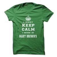 Mary Browns tee