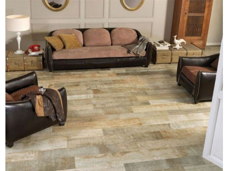 Beautiful tile living room for the home wood look - Wood look ceramic tile in living room ...