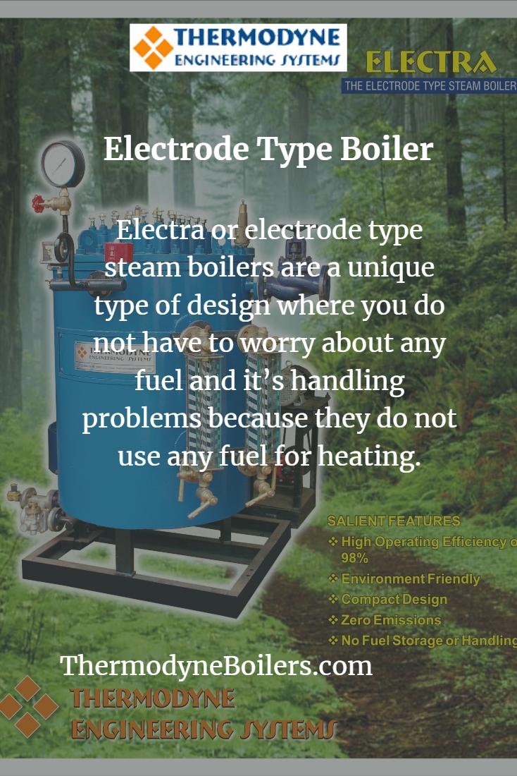 Electrode Type Steam Boiler Steam boiler, Industrial