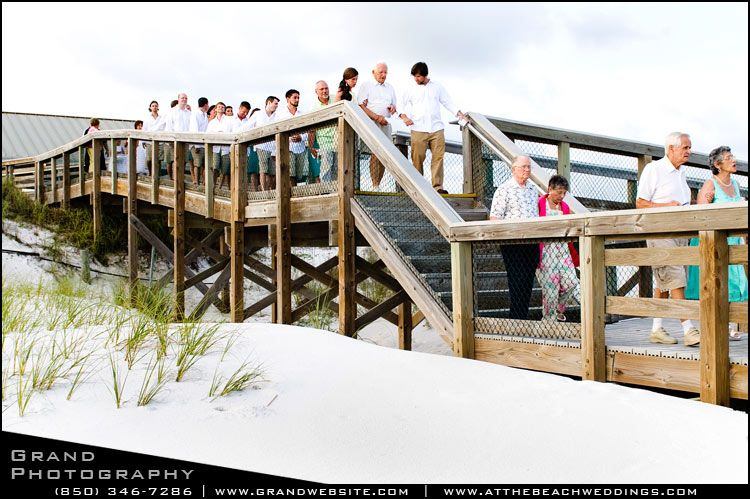 Photos From A Destin Wedding Shot At Henderson State Park