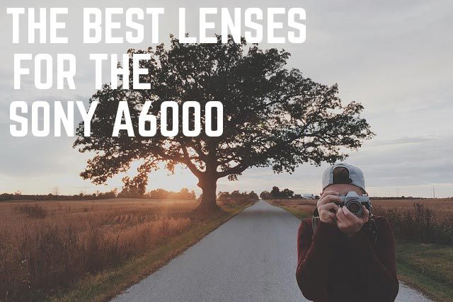 The Best Lenses For The Sony A6000 Sony Photography Photographer Pictures Photography Assistant Jobs