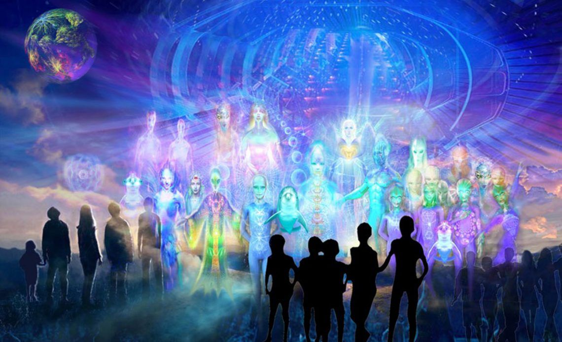 Pleiadians Meaning: What You Need To Know About Pleiadian Aliens |  Visionary, New earth, Visionary art