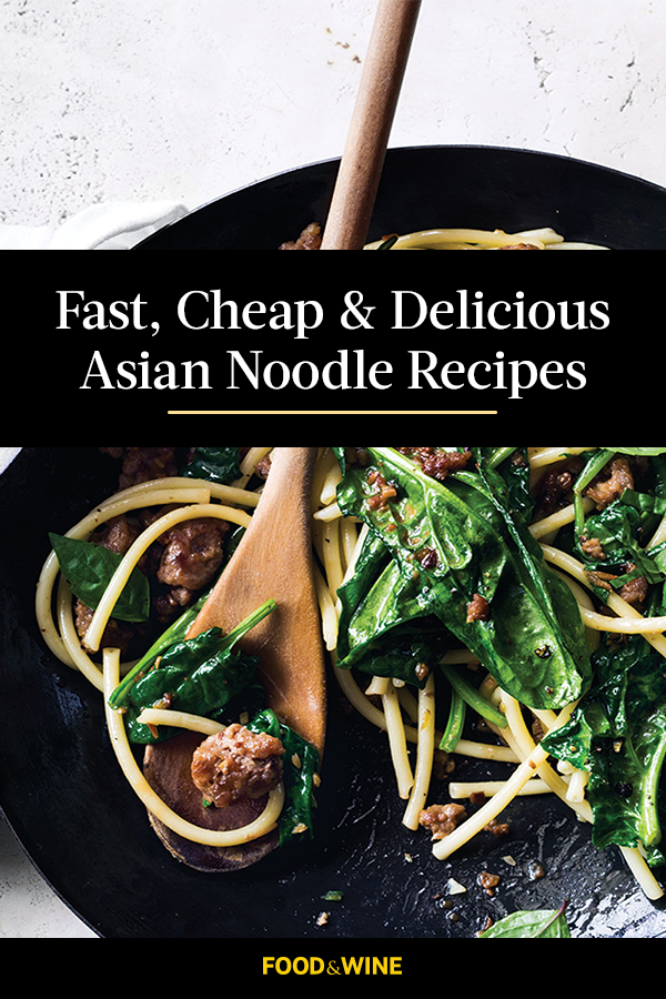 Fast Cheap Delicious Asian Noodle Recipes In 2020 Asian Noodle Recipes Asian Noodle Dishes Asian Noodles