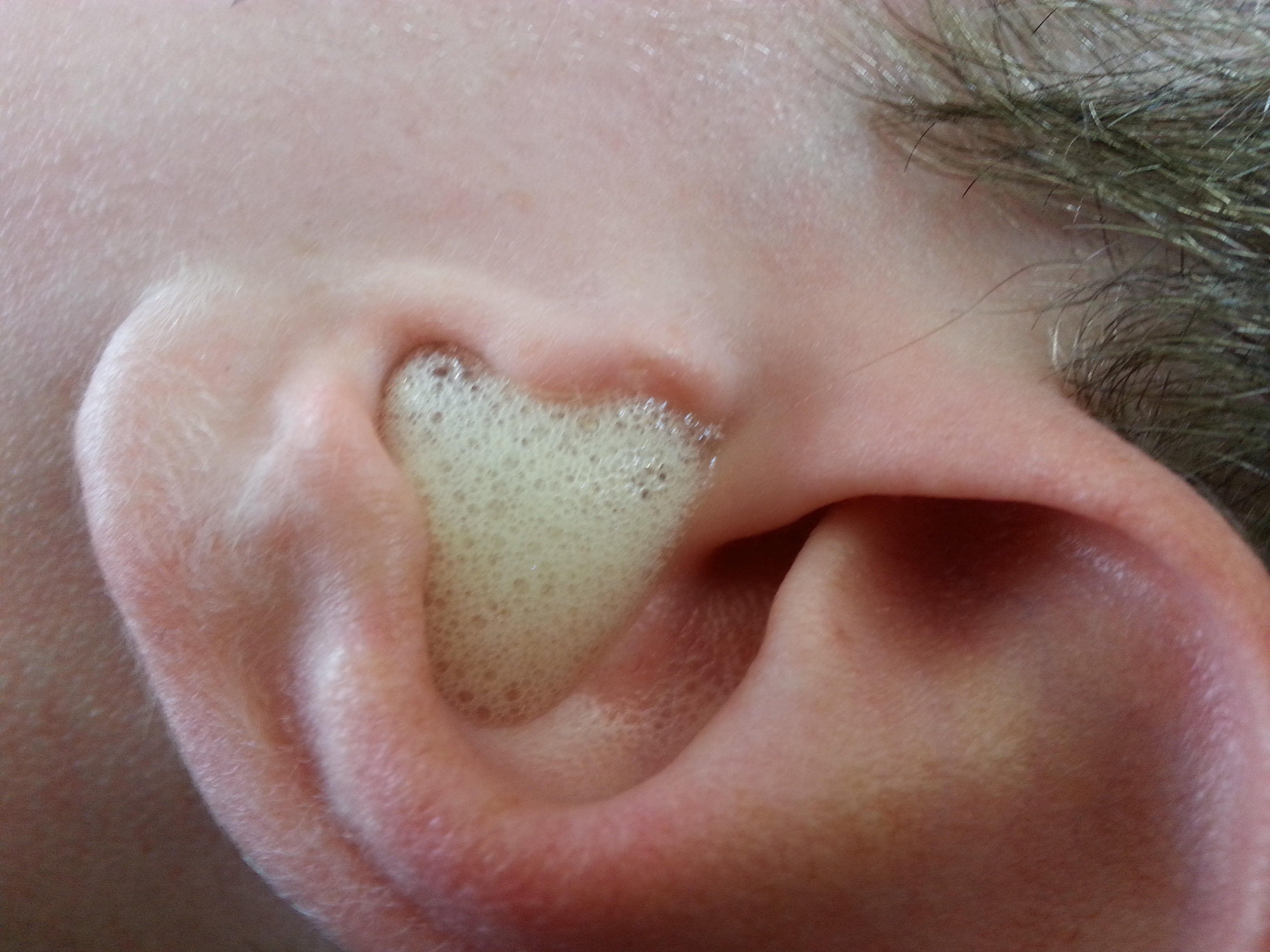 how to take out ear wax