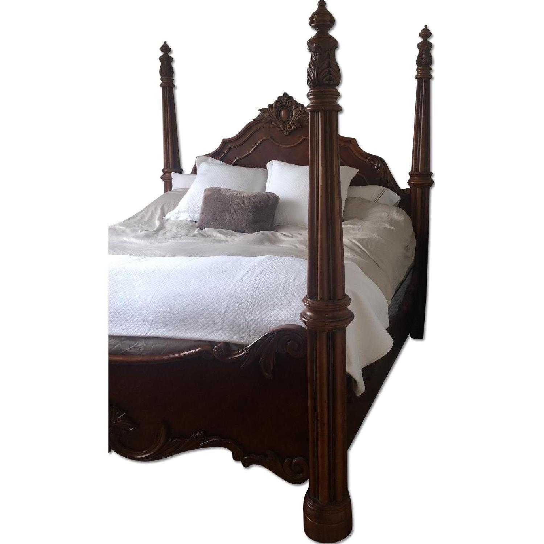 Solid Wood King Size Bedroom Set King Size Bedroom Sets Bedroom