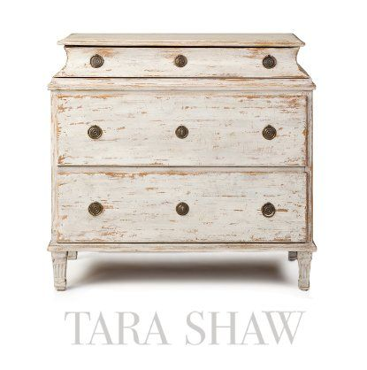 Tara Shaw Maison Swedish 3 Drawer Chest