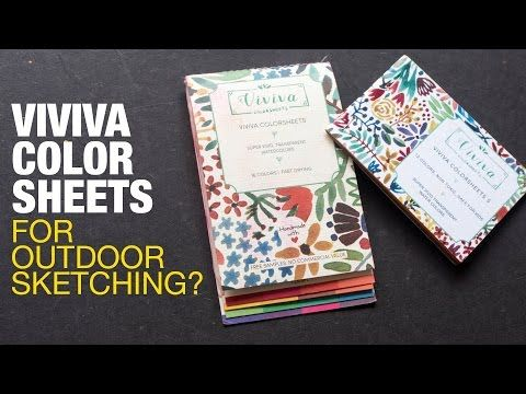 Paper Thin Watercolor Booklet Craft Ideas Watercolor