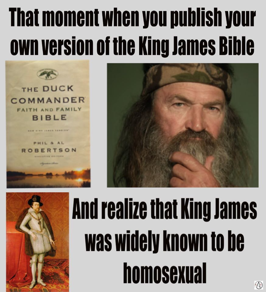 King james homosexual — pic 3