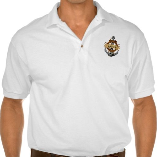Captain Anchor And Wheel Polo Shirt today price drop and special promotion. Get The best buyShopping          	Captain Anchor And Wheel Polo Shirt Review on the This website by click the button below...