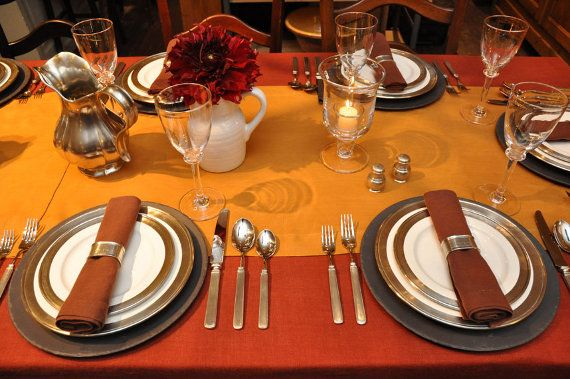Dinner 5 European Country - Table Setting & Dinner 5: European Country - Table Setting | Dinner Series ...