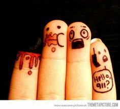 finger drawings - Google Search