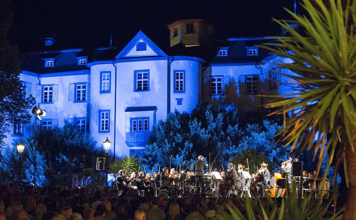 Philharmonische Schlosskonzerte in Baden-Baden / Philharmonic Castle Concerts in Baden-Baden