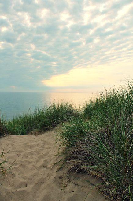 Sunrise over the Dunes