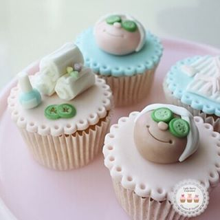 Spa cupcakes edible art Pinterest Spa cupcakes Spa and Cake