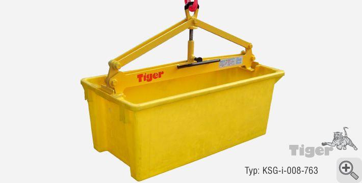 Kasten-Innengreifer Kunststoffkästen