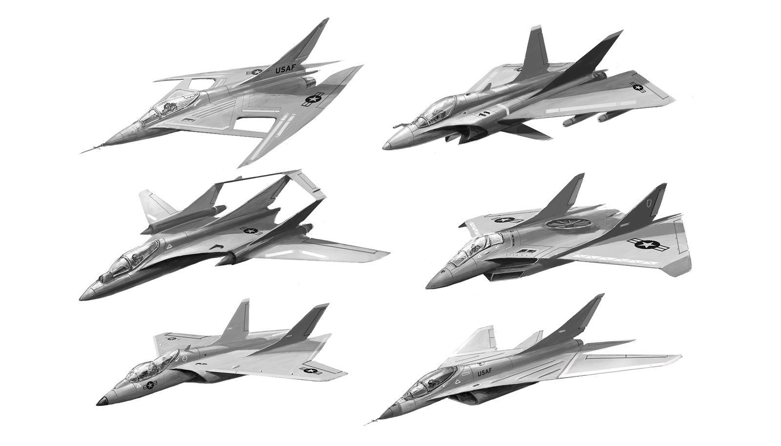Fighterjet