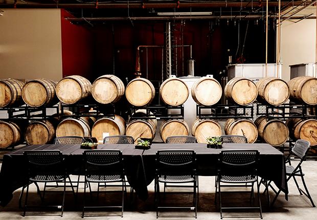 "Bottoms up connoisseurs because Peska Seafood Culture, Tarakaan, Yellow Rose Distilling and PRIME Living have partnered up for PRIME's 2016 ""Ama La Vita"" Month. #29DaysOfLuxeGiveaways #TastefulWeek #LoveLife"
