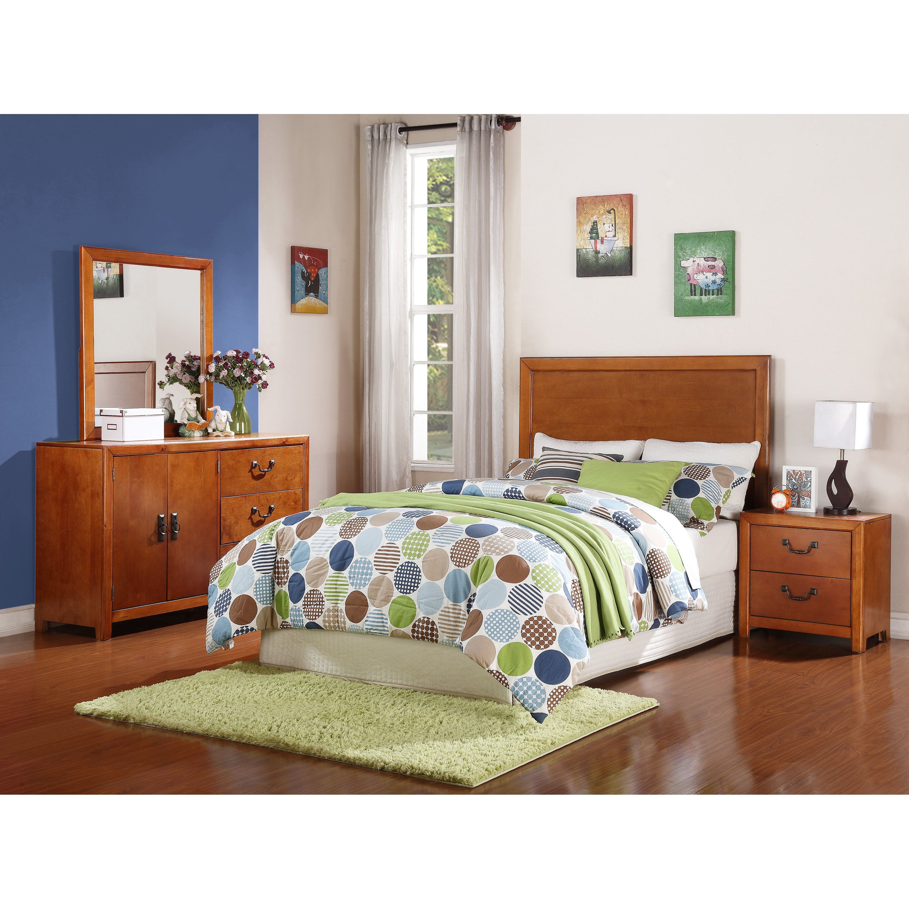 Powell Giselle Bed in a Box Box bed, Kids bedroom