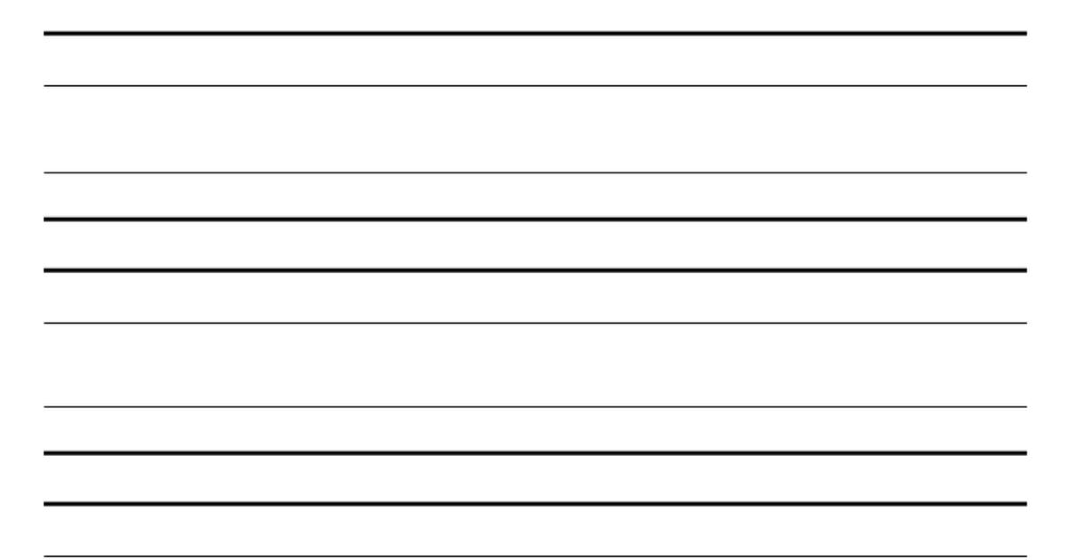 Hedendaags schrijfblad leeg.pdf (met afbeeldingen) | Schrijven, Leer HT-74