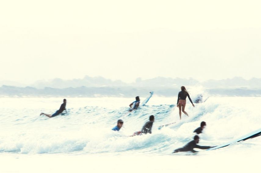 Byron Bay Surf Photo by @thedrifterblog