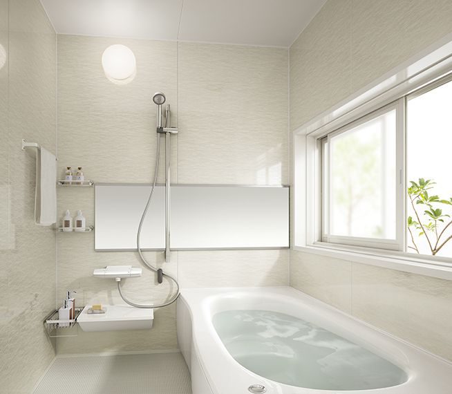 イメージ写真からバスルームを探す システムバスルーム バスルーム バスルームシャワー パナソニック お風呂