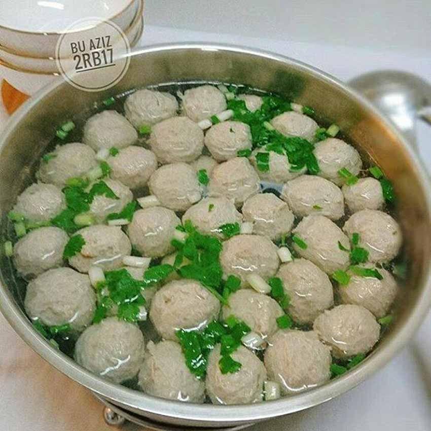 Resep Membuat Bakso Daging Homemade Resep Makanan Cina Resep Makanan Makanan