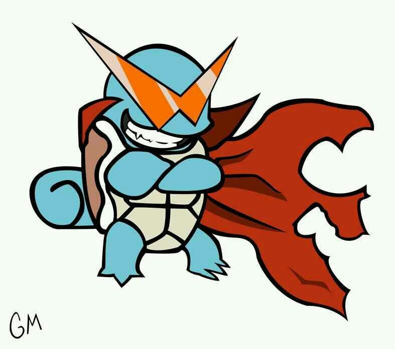 kamina squirtle 2 iphone case