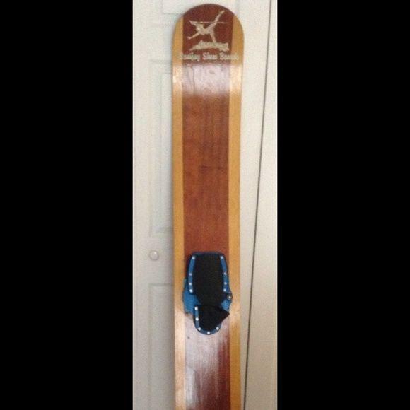 "Selling This ""Bonifay Swhow Board Swivel Ski And Swivel"
