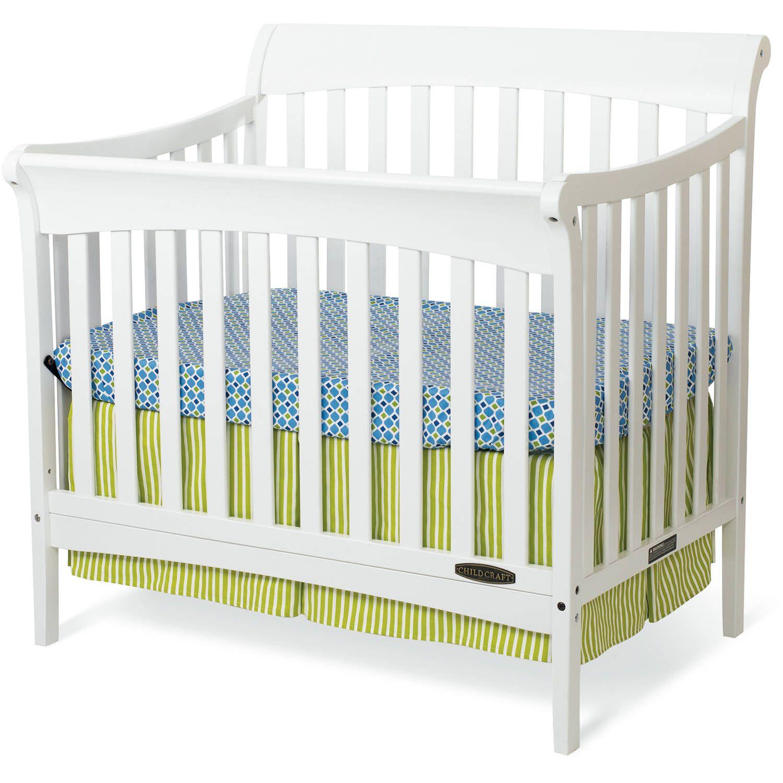 Dream On Me Ashton 5 In 1 Convertible Crib Black Walmart Com Cribs Mini Crib Mini Crib Bedding